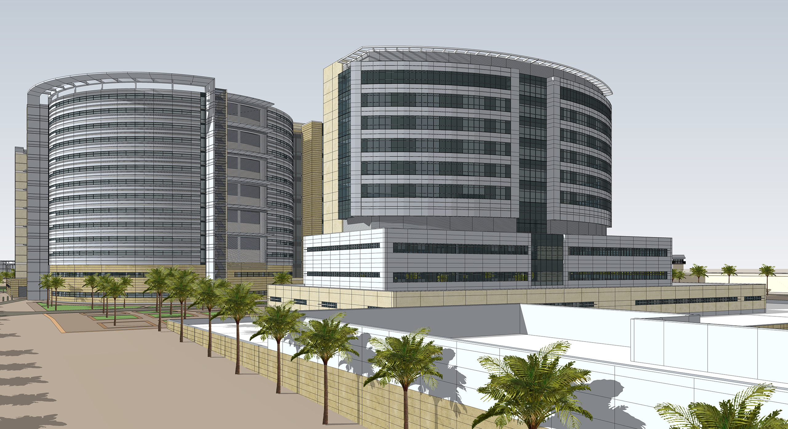Government of Kuwait- Correctional Complex | Kuwait
